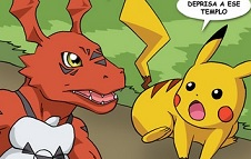 Pokemon Porno comic XXX