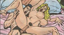 Porno clásicos cómic de secretos de cama