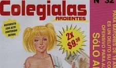 Revista porno Colegialas Ardientes